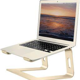 Soundance Laptop Stand, Aluminum Computer Riser, Ergonomic Laptops Elevator for Desk, Metal Holde...   Amazon (US)