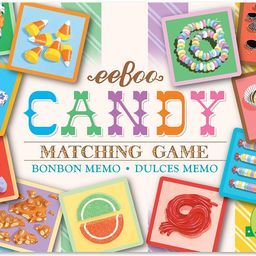 eeBoo Candy Little Memory Matching Game for Kids | Amazon (US)