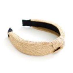 Woven Rattan Headband   The Avenue