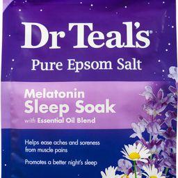 Melatonin Sleep Soak Pure Epsom Salt | Ulta
