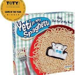 PlayMonster Yeti in My Spaghetti   Amazon (US)