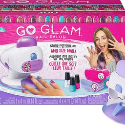 Cool Maker, GO Glam Nail Stamper Deluxe Salon with Dryer for Manicures and Pedicures with 3 Bonus...   Amazon (US)