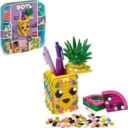 LEGO DOTS Pineapple Pencil Holder 41906 DIY Craft Decorations Kit, A Fun Craft kit for Kids who L...   Amazon (US)