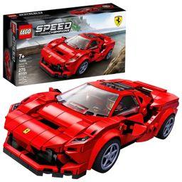 LEGO Speed Champions Ferrari F8 Tributo Toy Cars Building Kit 76895   Target