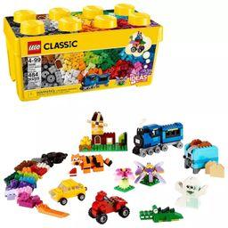 LEGO Classic Medium Creative Brick Box Building Toys for Creative Play, Kids Creative Kit 10696   Target