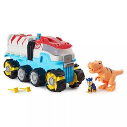 PAW Patrol Dino Rescue Dino Patroller Motorized Team Vehicle with Exclusive Chase and T-Rex Figur... | Target