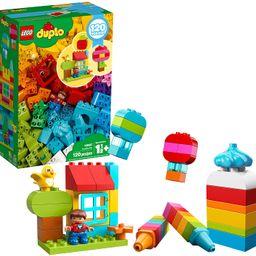 LEGO DUPLO Classic Creative Fun 10887 Building Kit, New 2020 (120 Pieces) | Amazon (US)