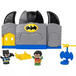 Fisher-Price Little People DC Super Friends Batcave | Target