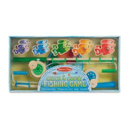 Melissa & Doug Catch & Count Fishing Game | Target