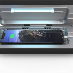 PhoneSoap 3 UV Smartphone Sanitizer & Universal Charger | Patented & Clinically Proven UV Light D... | Amazon (US)