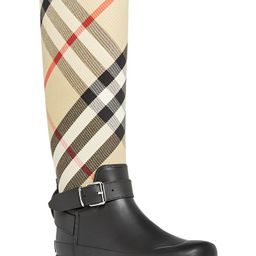 Women's Simeon Check Rain Boots | Bloomingdale's (US)
