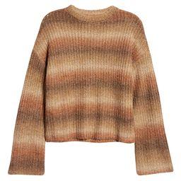 Space Dye Sweater   Nordstrom