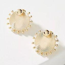Ellery Front-Back Earrings   Anthropologie (US)