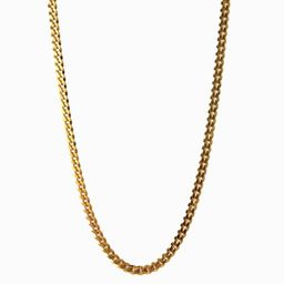 Curb Chain Necklace | Awe Inspired