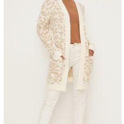 Labelle Leopard Cardigan | Indigo Closet