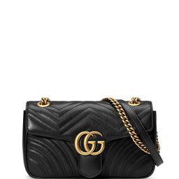 GG Marmont Small Matelassé Convertible Shoulder Bag   Bloomingdale's (US)