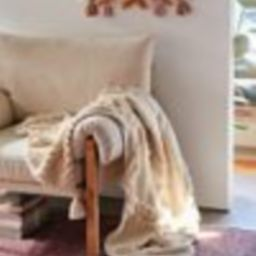 Aden Tufted Throw Blanket | Urban Outfitters (US and RoW)