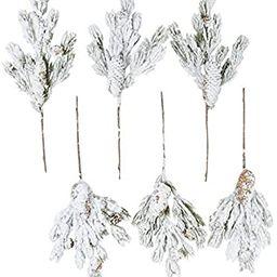 "CraftMore Ashland Pine Pick 16"" Set of 6 | Amazon (US)"