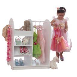 KidKraft Fashion Pretend Play Station - White   Walmart (US)