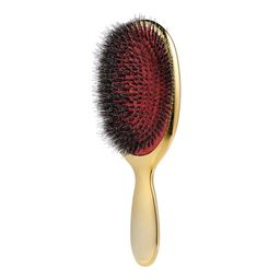 Professional Hair Brush Massage Comb Oval Anti-static Paddle Hair Extension Brush Healthy Scalp M... | Walmart (US)