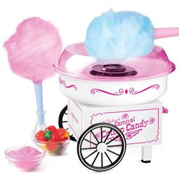 Nostalgia PCM325WP Vintage Hard & Sugar-Free Candy Cotton Candy Maker   Walmart (US)