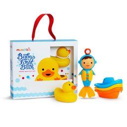 Munchkin Baby's First Bath Bundle Gift Set   Walmart (US)