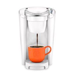 Keurig K-Compact Single-Serve K-Cup Pod Coffee Maker, White | Walmart (US)