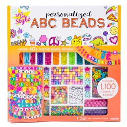 Just My Style Personalized ABC Beads, Includes 1000+ Beads   Walmart (US)