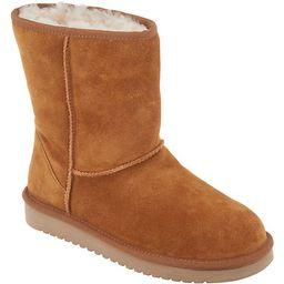 Koolaburra by UGG Suede Short Boots - Koola | QVC