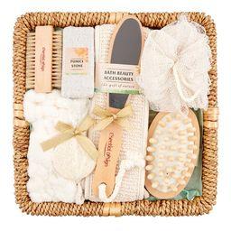 Essential design Bath & Spa Gift Set, 8 Pieces | Walmart (US)