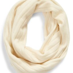 Solid Cashmere Infinity Scarf | Nordstrom