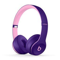 Beats Solo3 Wireless On-Ear Headphones - Beats Pop Collection - Pop Violet   Walmart (US)
