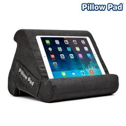 Pillow Pad Multi Angle Cushioned Tablet and iPad Stand, Space Gray, As Seen on TV | Walmart (US)