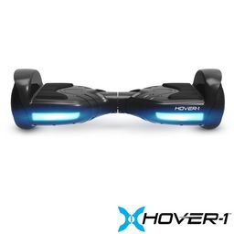 Hover-1 Rocket Hoverboard with LED Headlights, 7 MPH Max Speed, Black | Walmart (US)