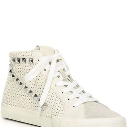 Tracey Studded Detail Lace-Up Sneakers | Dillards