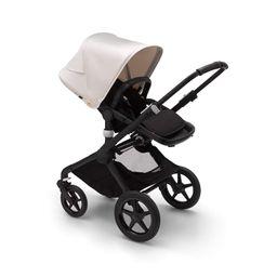 Bugaboo Fox 2 Complete Full-Size Stroller, The Most Advanced Comfort Stroller (Black/Fresh White)   Amazon (US)