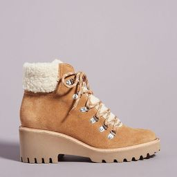 Dolce Vita Hanley Wedge Lace-Up Boots   Anthropologie (US)