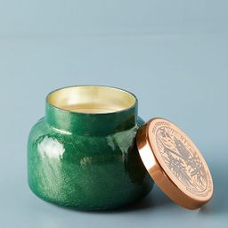 Capri Blue Fir & Firewood Jar Candle   Anthropologie (US)