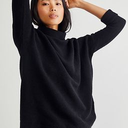 Ottoman Slouchy Tunic by Free People, Black, S | Free People (US)