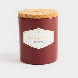 W+L Apple and Holly Candle | Francesca's Collections