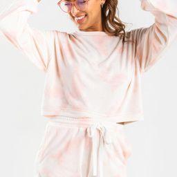 AJ Tie-Dye Drawstring Shorts | Francesca's Collections