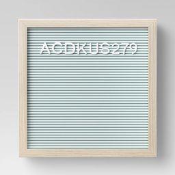 "12""x 12"" Letterboard - Room Essentials™ | Target"