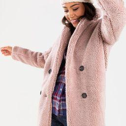Lliy Wubby Coat   Francesca's Collections