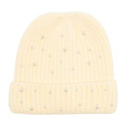 Faux Pearl Galore Beanie   Nordstrom Rack
