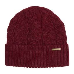 Patchwork Cable Knit Beanie   Nordstrom Rack