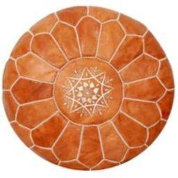 Moroccan Leather Pouf Ottoman Pouf, Handmade Pouf Footstool Ottoman, Moroccan   Etsy (US)