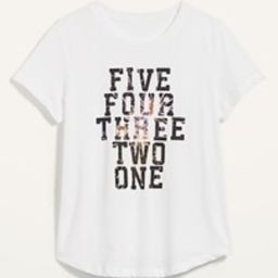Five, Four, Three, Two, One (New Year's Eve)   Old Navy (US)