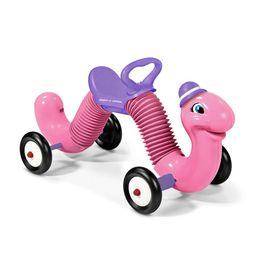 Radio Flyer, Inchworm, Classic Bounce and Go Ride-on, Pink | Walmart (US)