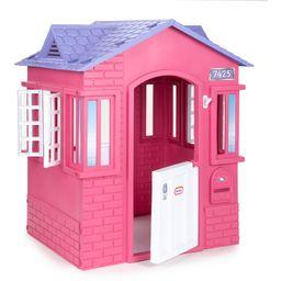 Little Tikes Princess Cottage Playhouse, Pink | Walmart (US)