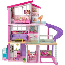 Barbie Dreamhouse Dollhouse with Pool, Slide and Elevator | Walmart (US)